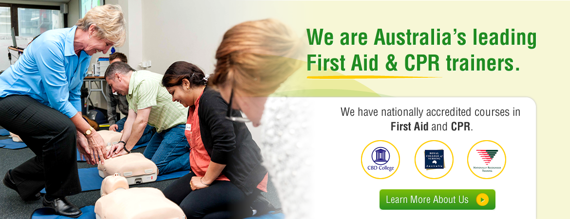 how to get a first aid certificate au